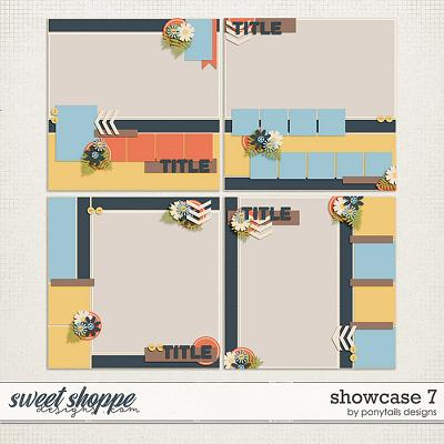Showcase 7 by Ponytails
