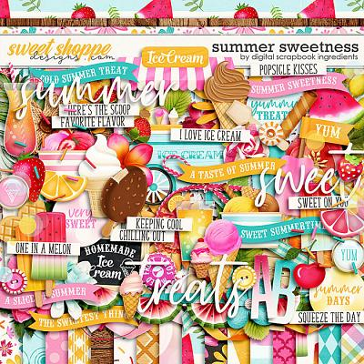 Summer Sweetness by Digital Scrapbook Ingredients