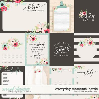 Everyday Moments: Cards by Kristin Cronin-Barrow