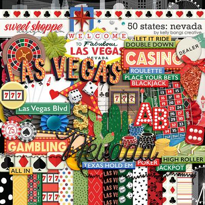 50 States: Nevada by Kelly Bangs Creative