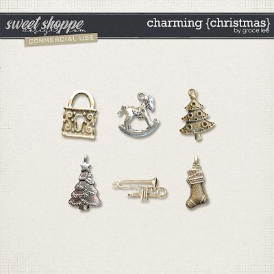 Charming {Christmas} by Grace Lee