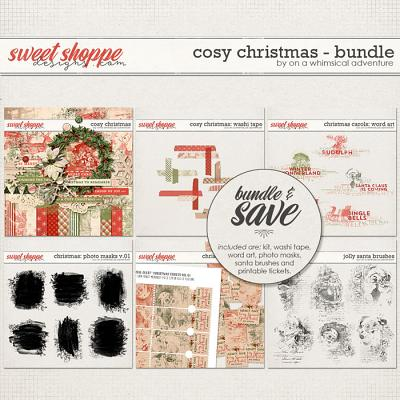 Cosy Christmas Bundle by On A Whimsical Adventure