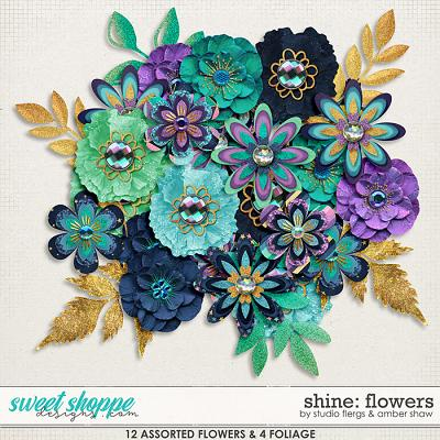 Shine: FLOWERS by Studio Flergs & Amber Shaw