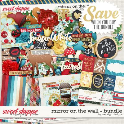Mirror on the wall - Bundle by WendyP Designs