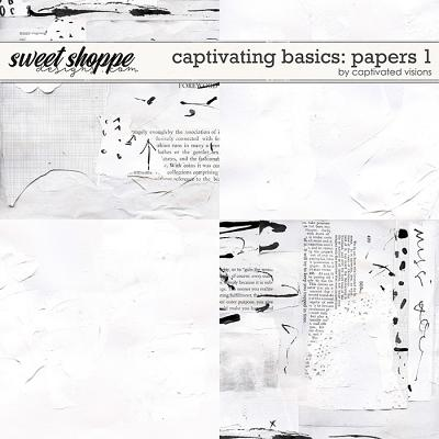 Captivating Basics: Papers 1 by Captivated Visions
