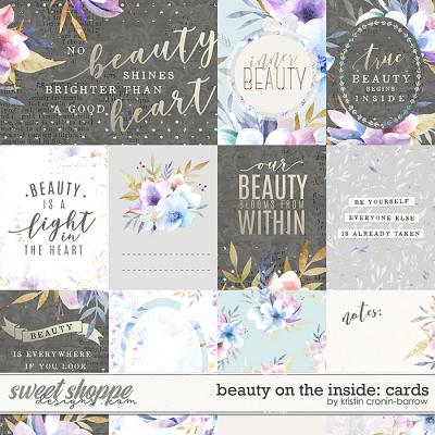 Beauty on the Inside: Cards by Kristin Cronin-Barrow