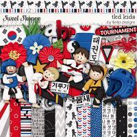 TKD Kids by lliella designs