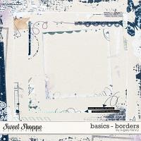 Basics - Borders by Sugary Fancy