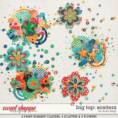 Big Top- SCATTERZ by Studio Flergs