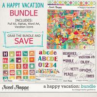 A Happy Vacation: BUNDLE by Blagovesta Gosheva
