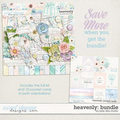 Heavenly Bundle by Jady Day Studio