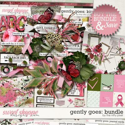 GENTLY GOES | BUNDLE by The Nifty Pixel
