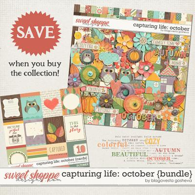 Capturing Life: October {Bundle} by Blagovesta Gosheva