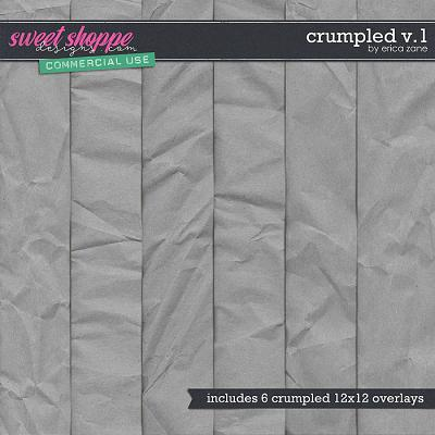 Crumpled v.1 by Erica Zane