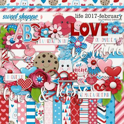 Life 2017-February by Melissa Bennett