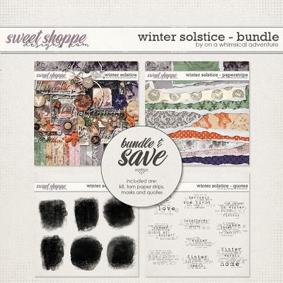 Winter Solstice Bundle by On A Whimsical Adventure