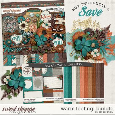 Warm Feeling Bundle by Amber Shaw