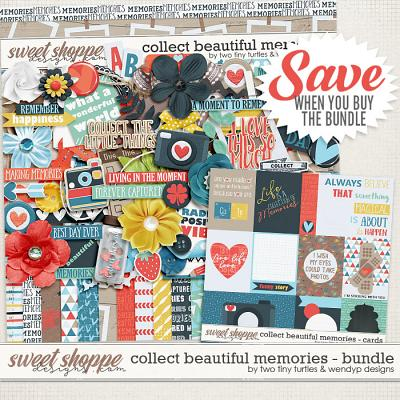 Collect Beautiful Memories :: Bundle by Two Tiny Turtles & WendyP Designs
