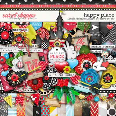 happy place kit: Simple Pleasure Designs by Jennifer Fehr