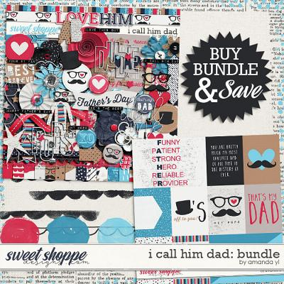 I Call Him Dad: Bundle by Amanda Yi