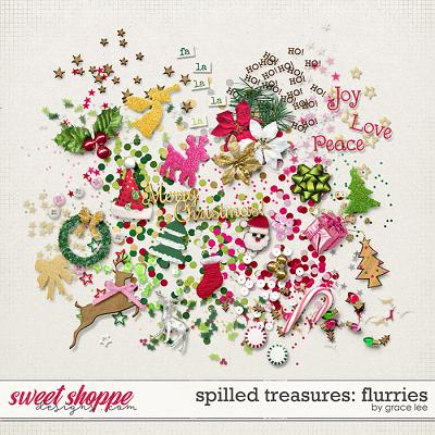 Spilled Treasures: Festive by Grace Lee
