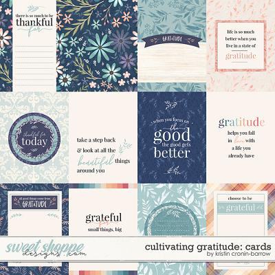 Cultivating Gratitude: Cards by Kristin Cronin-Barrow
