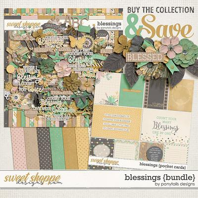 Blessings Bundle by Ponytails