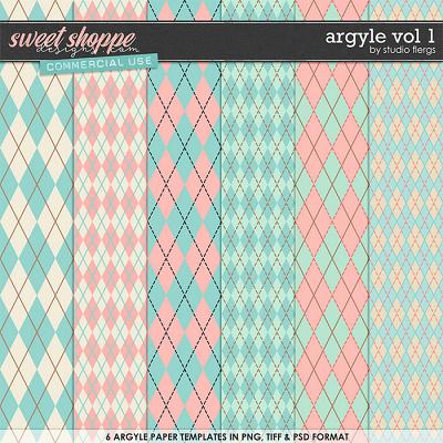 Argyle VOL 1 by Studio Flergs