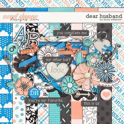 Dear Husband: Kit by Laura Wilkerson
