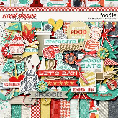 Foodie by Meagan's Creations