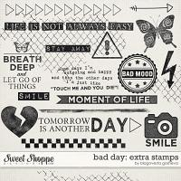 Bad Day: Extra stamps by Blagovesta gosheva
