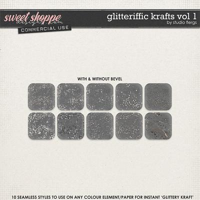 Glitteriffic Krafts VOL 1 by Studio Flergs