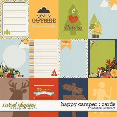 Happy Camper : Cards by Meagan's Creations