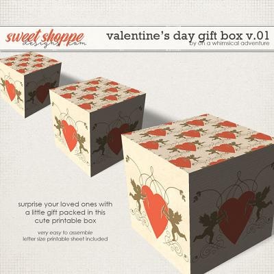 The Valentine's Day Gift Box by On A Whimsical Adventure