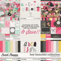 Hey Beautiful Collection by Amber Shaw