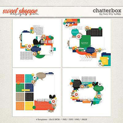 Chatterbox by Two Tiny Turtles