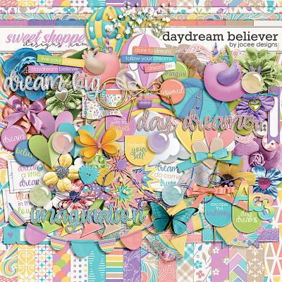 Daydream Believer by JoCee Designs