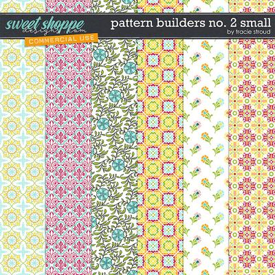 CU Pattern Builders no. 2 Small by Tracie Stroud