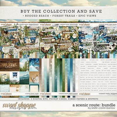 A Scenic Route: Bundle