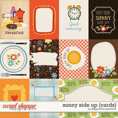 Sunny Side Up {cards} by Blagovesta Gosheva