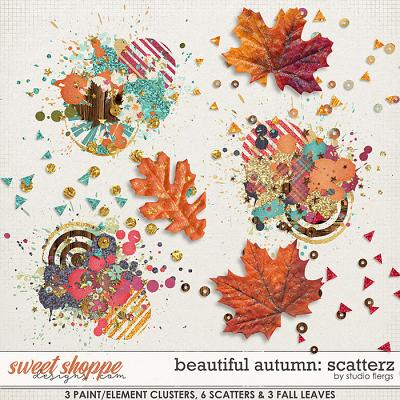 Beautiful Autumn: SCATTERZ by Studio Flergs