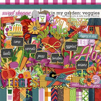In My Garden: Veggies by Misty Cato and Kelly Bangs Creative
