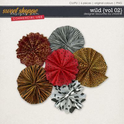 Wild {Vol 02} by Christine Mortimer