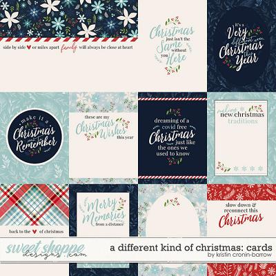 A different kind of Christmas: Cards by Kristin Cronin-Barrow