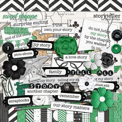 Storyteller by Janet Phillips