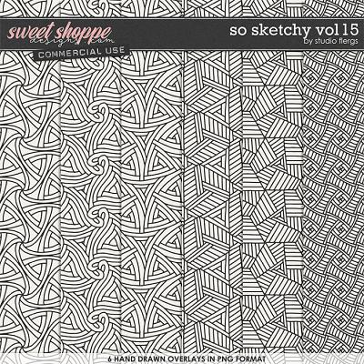 So Sketchy VOL 15 by Studio Flergs