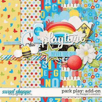 Park Play: Add On by Meagan's Creations