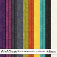 #believeinmagic: Christmas Nightmare Shimmers