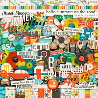 Hello Summer: On The Road! by Jady Day Studio