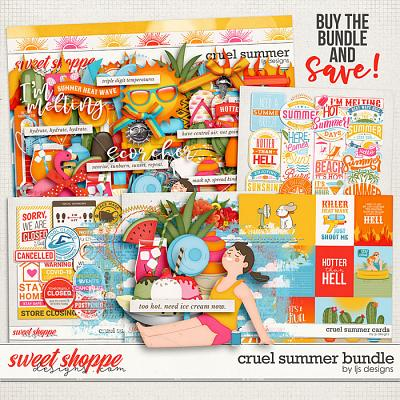 Cruel Summer Bundle by LJS Designs